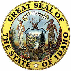 Idaho seal