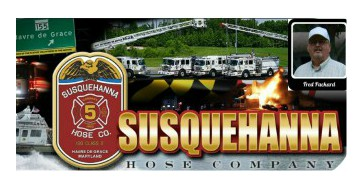 The Winner Is... Fred Packard & The Susquehanna Hose Co.